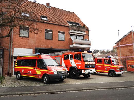 Feuerwehr Versbach