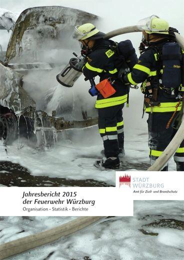 Jahresbericht Feuerwehr 2015