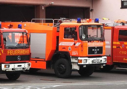 Tanklöschfahrzeug FF Unterdürrbach