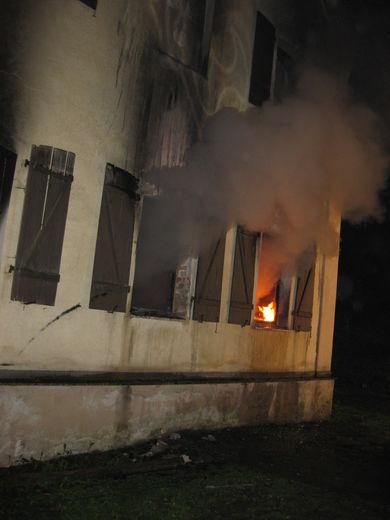Einsatz 7.9.17 Brand Wohnhaus im Steinbachtal
