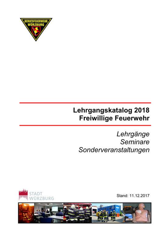 Lehrgangskatalog 2018 Prev