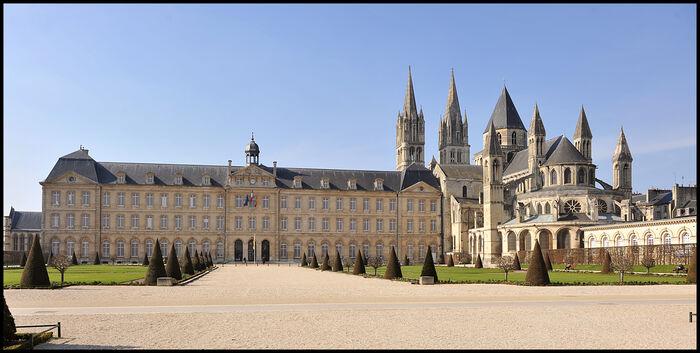 Abbaye-aux-Hommes, City Hall Caen
