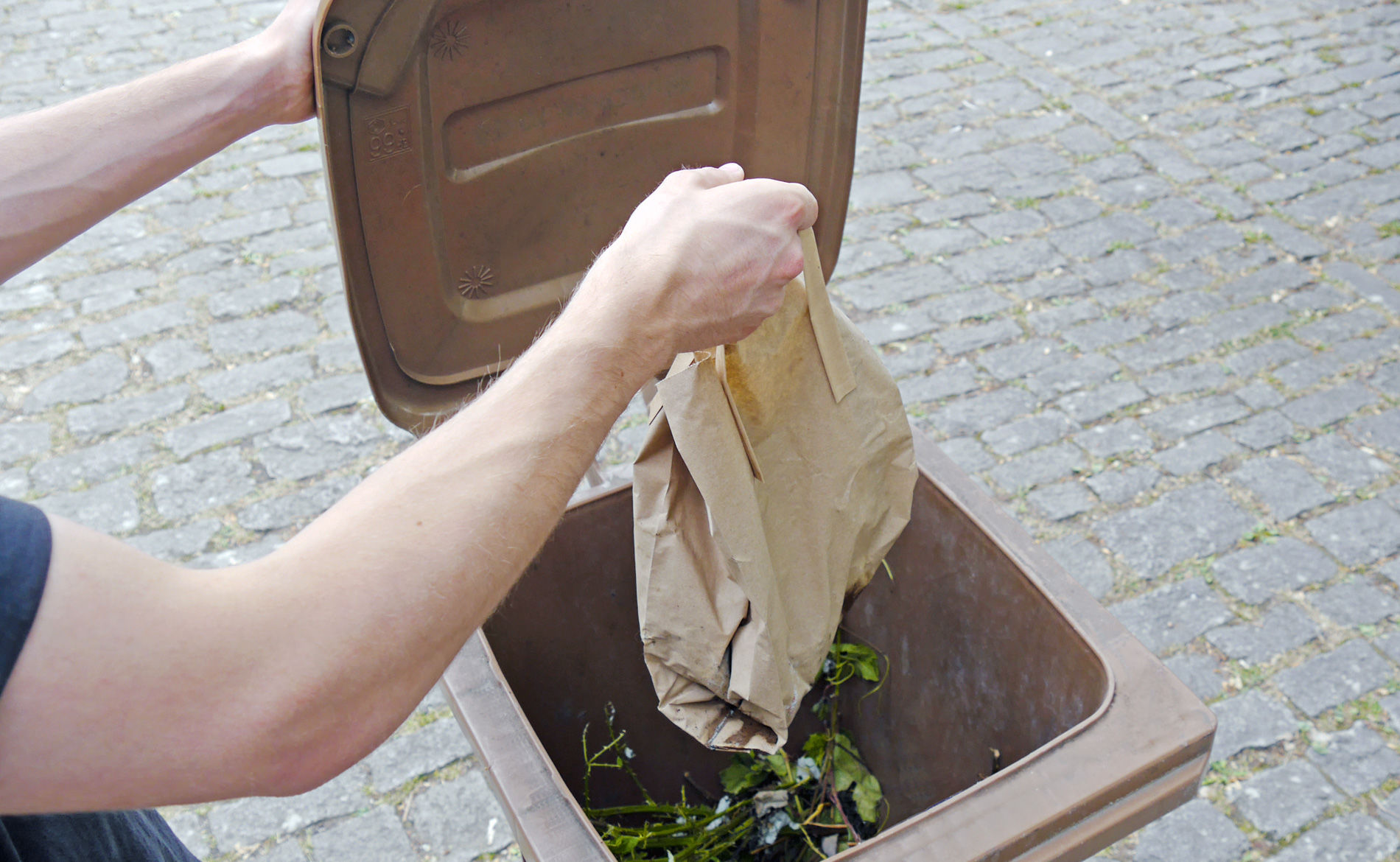 Foto: Abfall richtig trennen