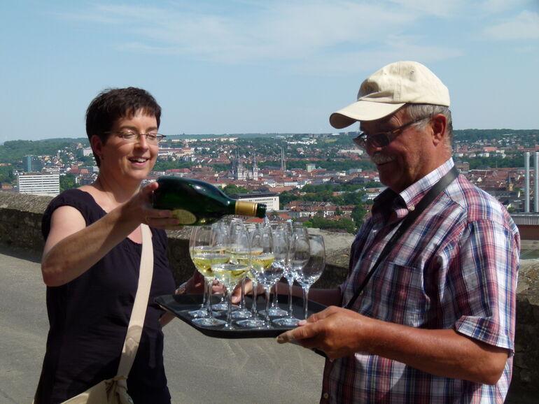 Wanderungen am Stein-Wein-Pfad