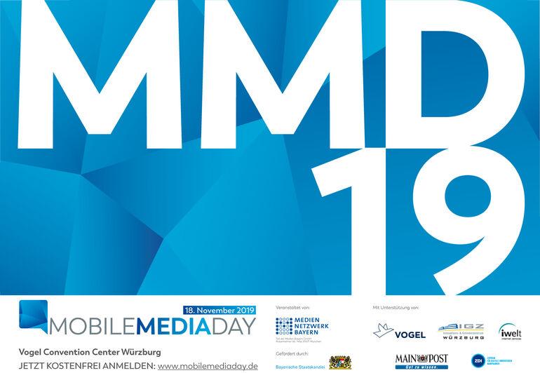 Mobile Media Day 2019_Plakat