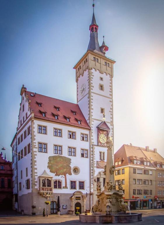 Rathaus Würzburg