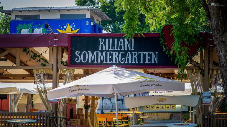 Kiliani-Sommergarten