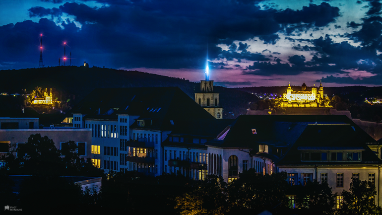 Night of Light - Würzburg