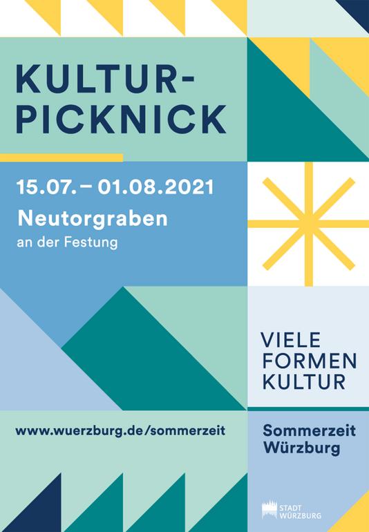 Kulturpicknick-Flyer