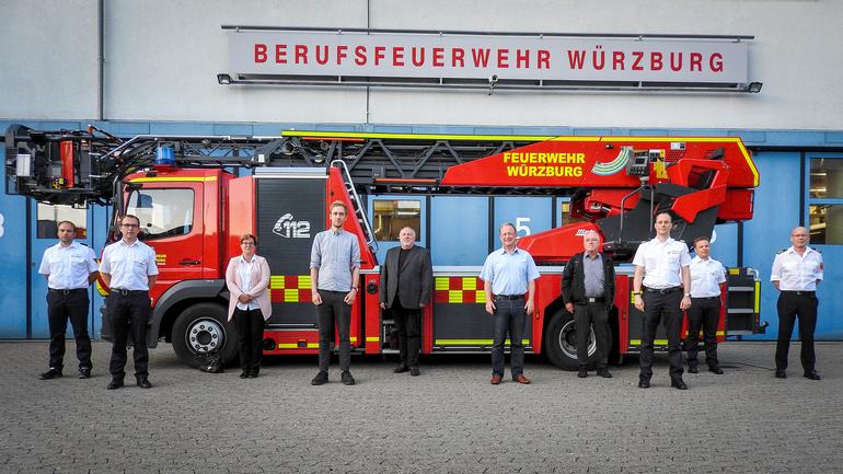 Feuerwehr Würzburg