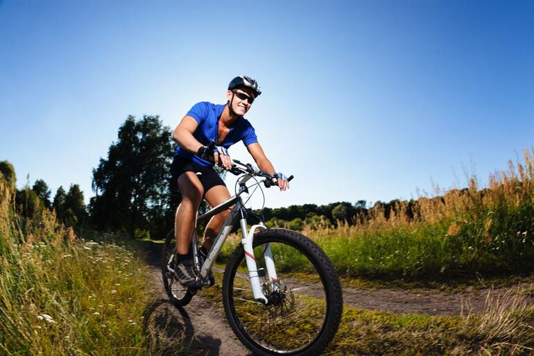 Foto: Mountainbike