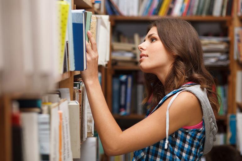 Foto: Bücherei