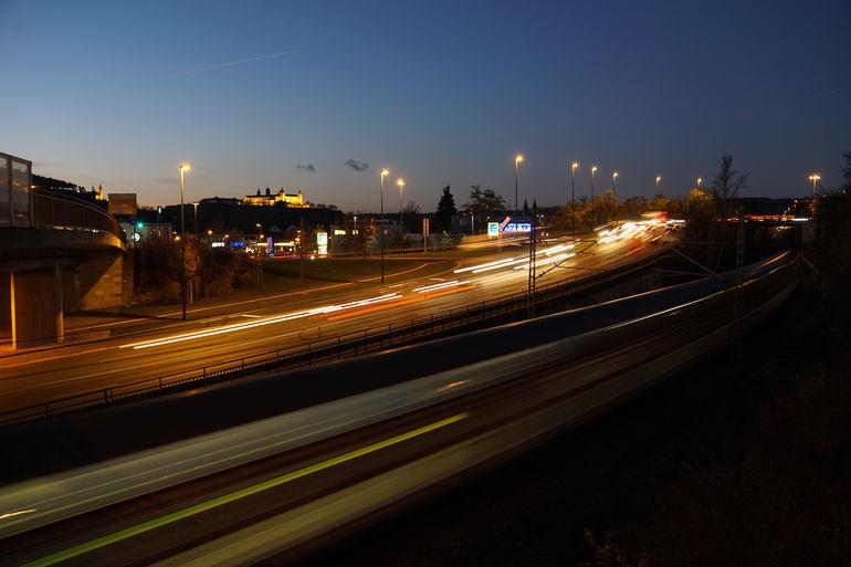 Foto: Verkehr (c) Boris Albert