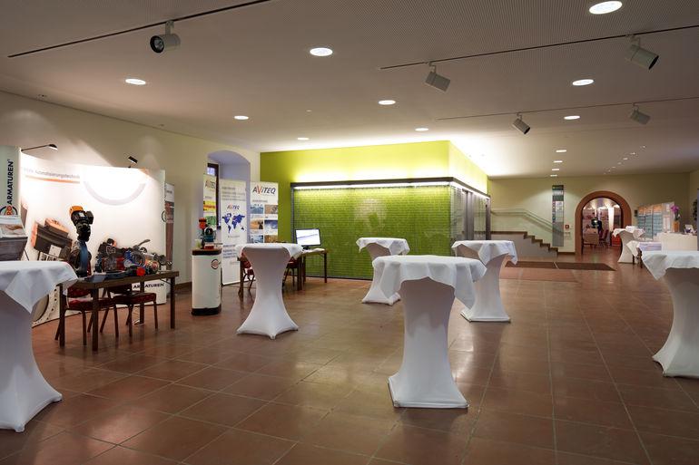 Unteres Foyer (c) Andreas Grasser