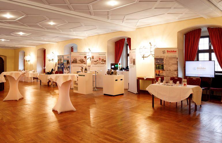 Foto: Ausstellung Fürstensaal