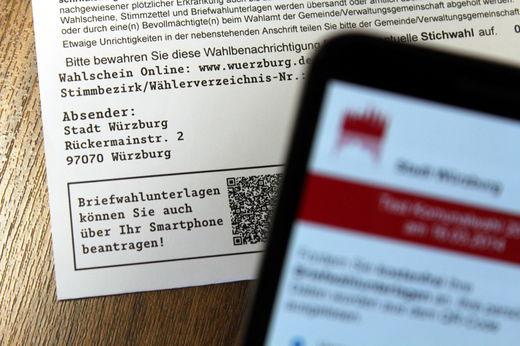 Würzburg Online Wahlen