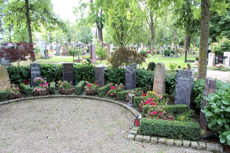 Foto: Friedhof