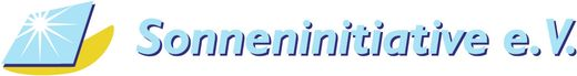 Logo Sonneninitiative