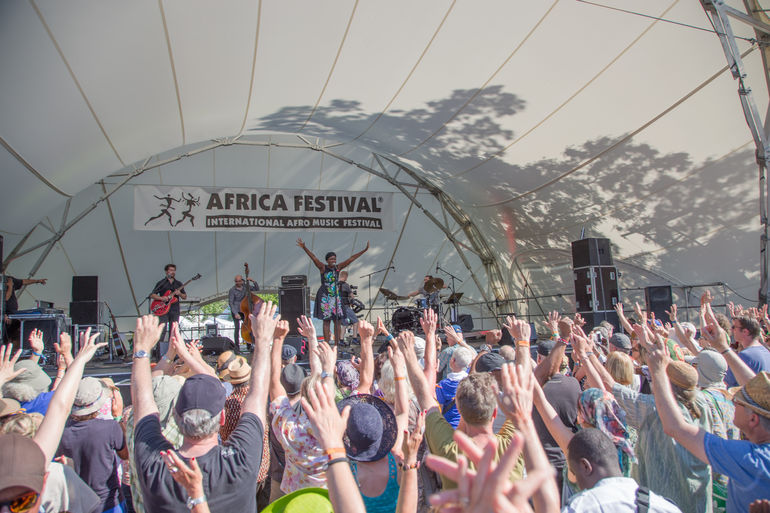 Foto: Africa Festival
