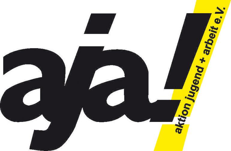 Logo aja! aktion jugend + arbeit e.V.
