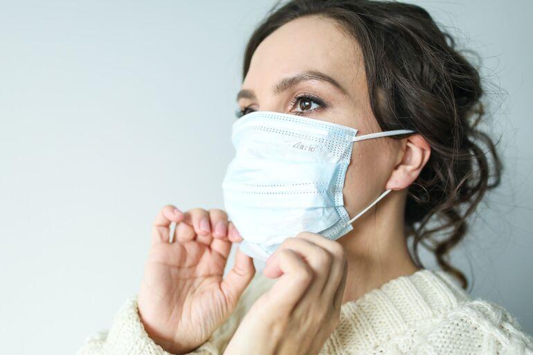 Gesichtsmaske / Communitymaske