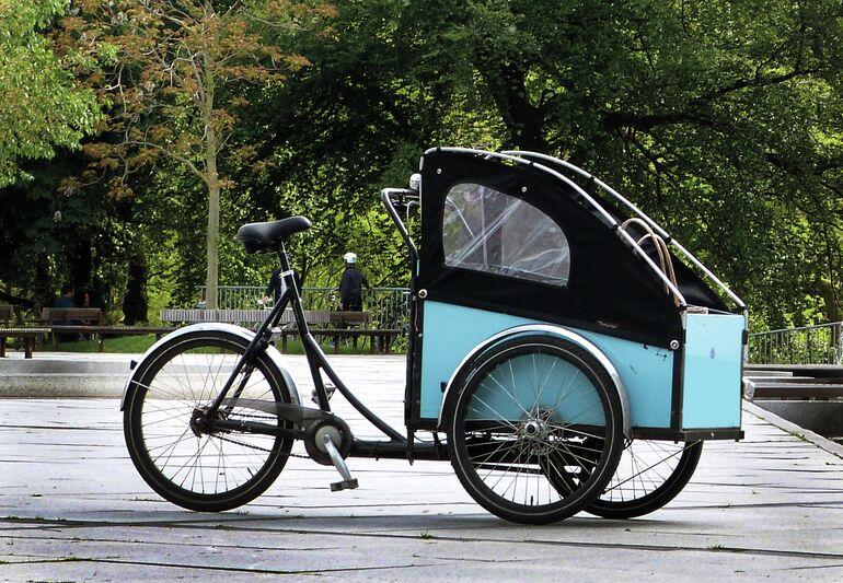 Cargobike GCX