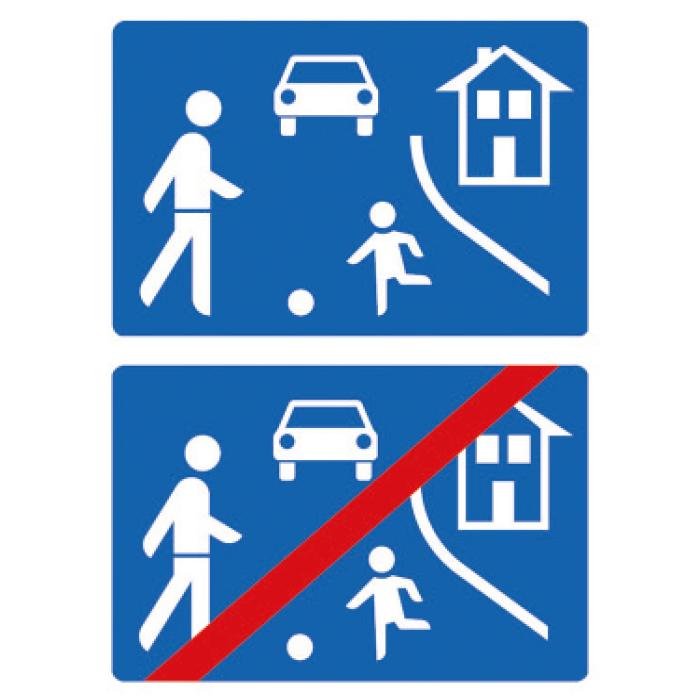VZ_Verkehrsberuhigt
