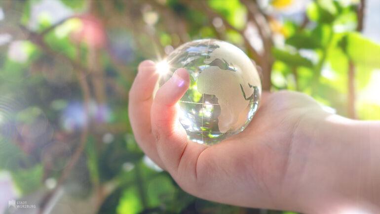 Klimaschutz Umwelt - Symbolbild