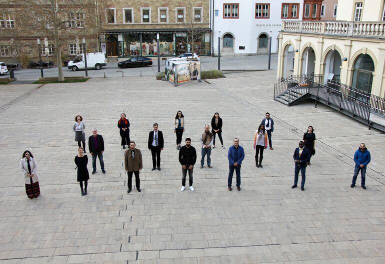 Ausländer- und integrationsbeirat der Stadt Würzburg