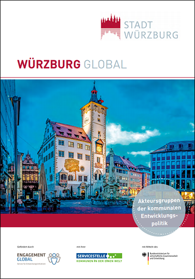 Broschüre Würzburg Global