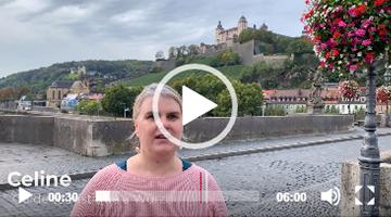 Videogrüße an Caen (Frankreich)