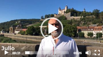 Videogrüße an Salamanca (Spanien)