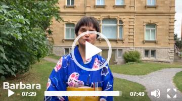 Videogrüße an Nagasaki (Japan)