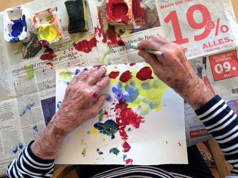 Kunst befreit die Seele