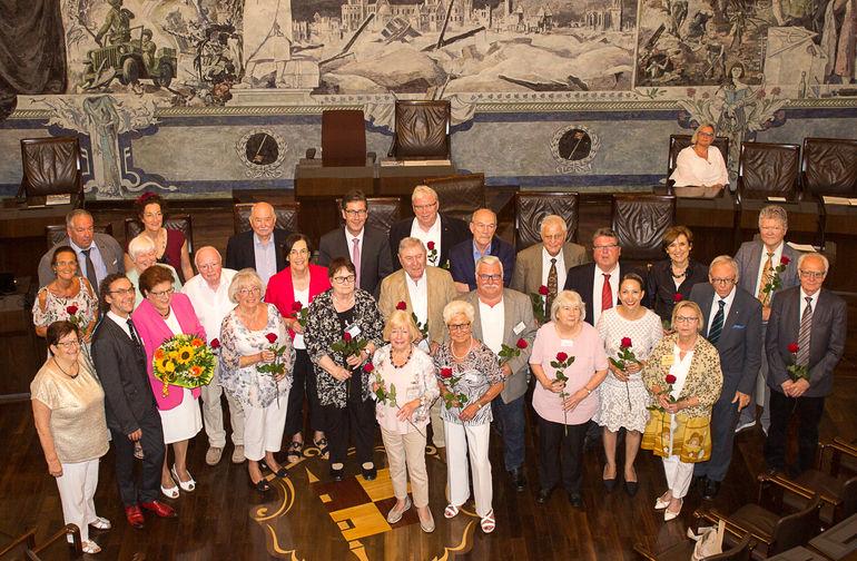 40 Jahre Seniorenvertretung