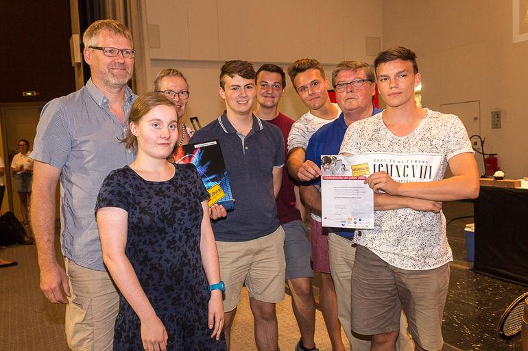 Schülerforscher 2018