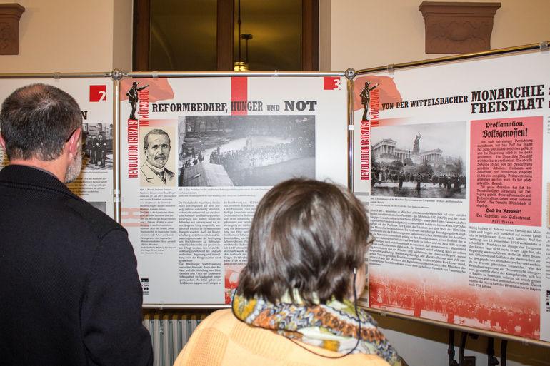 Ausstellung Revolution 1918/1919