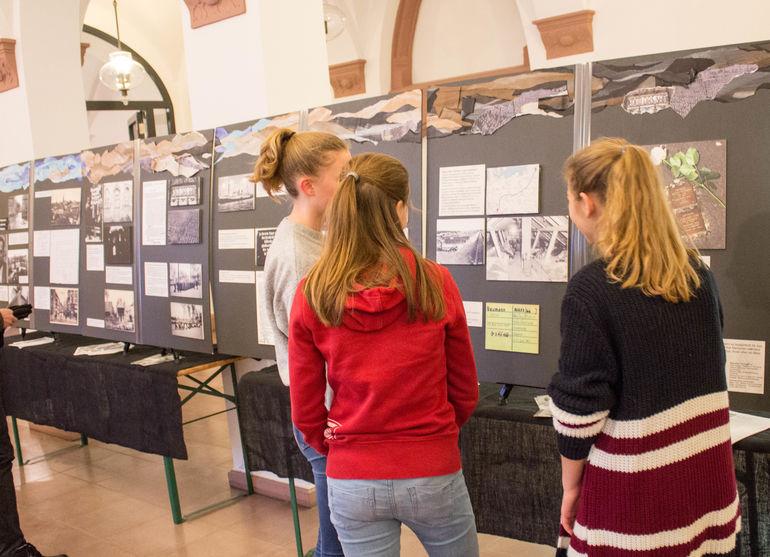 Ausstellung Julius Neumann