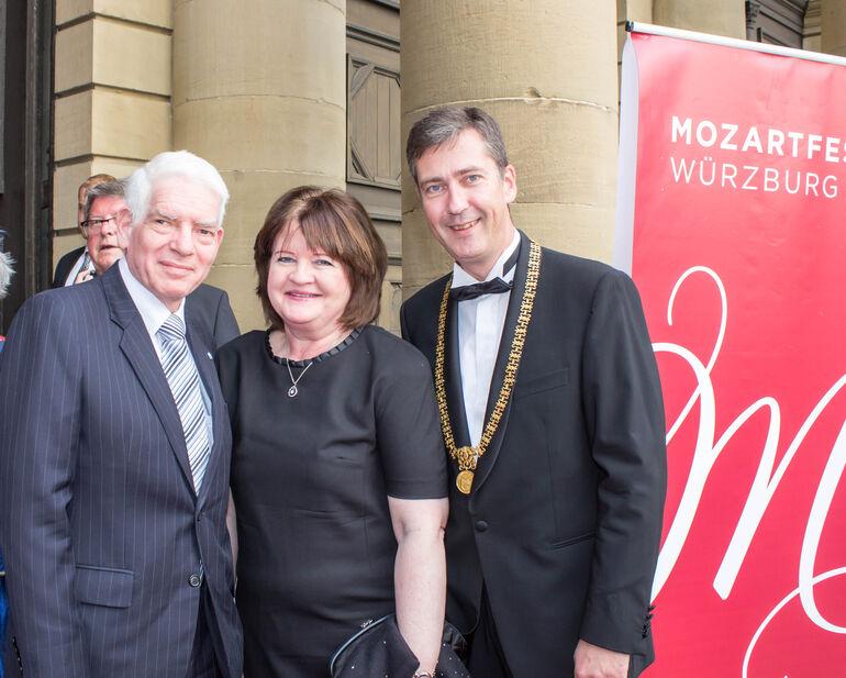 Mozartfest Eröffnung