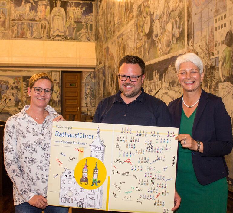 Rathausführer für Kinder
