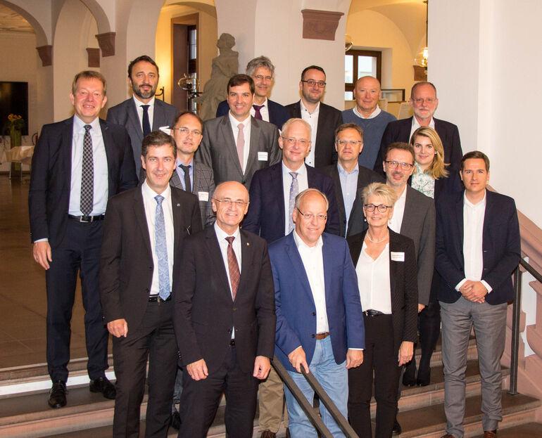 RegioPoleNetzwerk Lenkungsausschuss