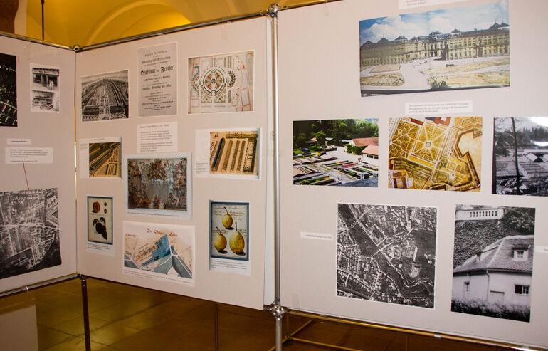 Ausstellung Gärtnereien