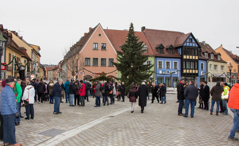 Rathausplatz Heidingsfeld