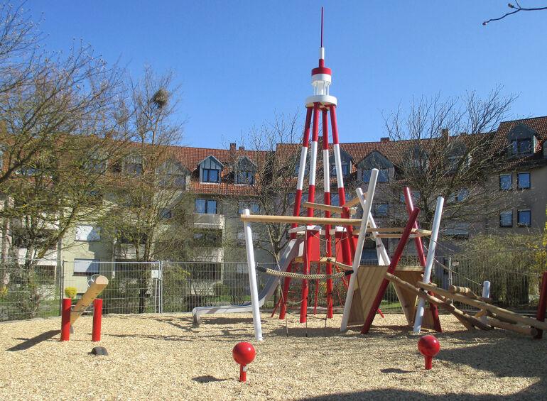 Spielplatz Tokiostraße