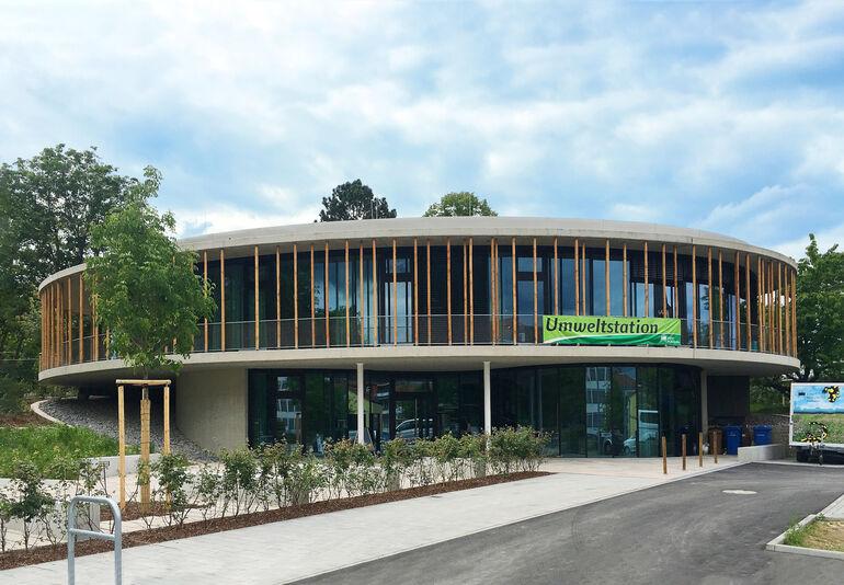 Die neue Umweltstation
