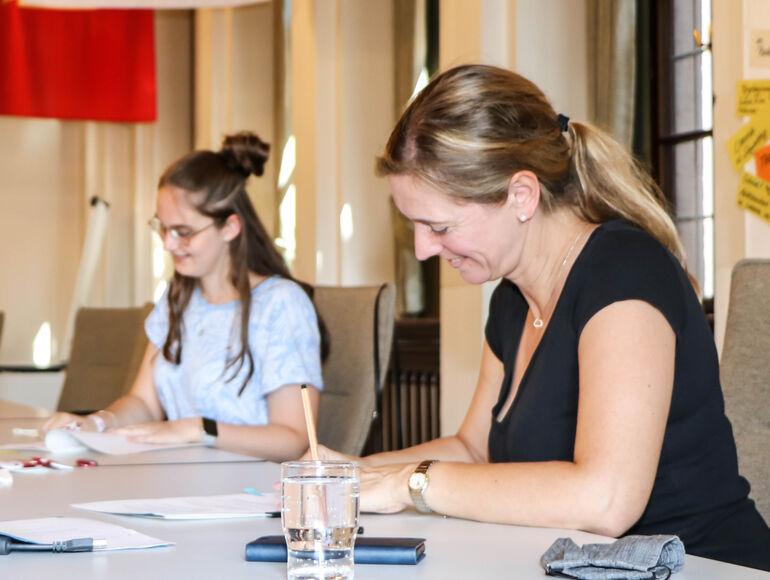Schülerladen Kooperationsvertrag
