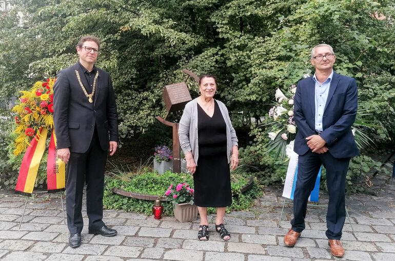 Sinti und Roma Gedenktag