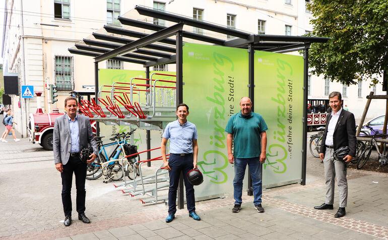 Fahrradgarage Juliuspromenade-1