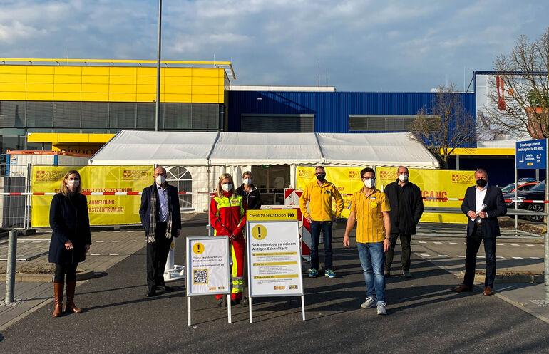 Schnellteststation Ikea-1