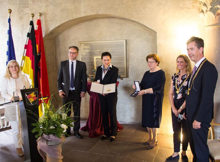 Stamm_Tschechische Diplomatie-Medaille -1